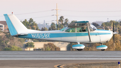 N1658F - Cessna 172H Skyhawk - Private