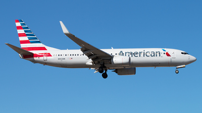 N902NN - Boeing 737-823 - American Airlines