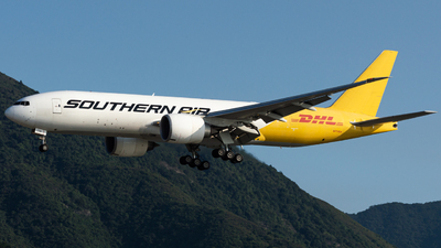 A picture of N774SA - Boeing 777FZB - DHL - © Jonathan L - Skies of Pearl