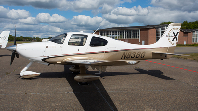 N838G - Cirrus SR22-X Turbo - Private