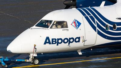 RA-67259 - Bombardier Dash 8-Q201 - Aurora