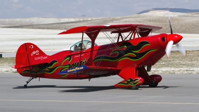 TC-PTS - Pitts S-2B Special - Private