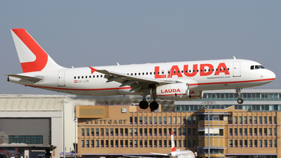 OE-LOM - Airbus A320-232 - LaudaMotion