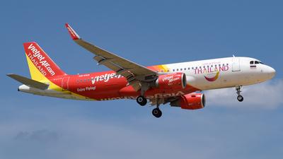 HS-VKB - Airbus A320-214 - Thai VietJet Air