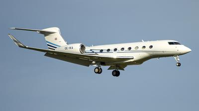OE-IKA - Gulfstream G650 - Private