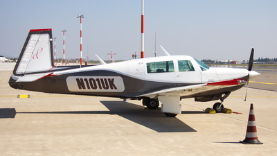 N101UK - Mooney M20K-231 - Private