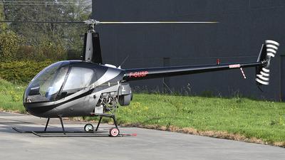 F-GUSP - Robinson R22 Mariner - Private