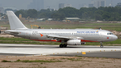 VN-A563 - Airbus A320-232 - Pacific Airlines
