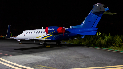 VH-CXJ - Bombardier Learjet 45 - LifeFlight Australia