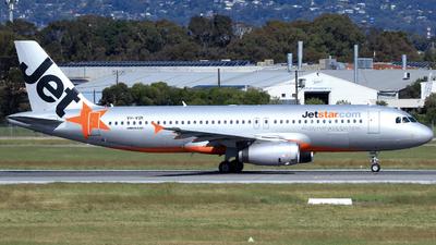VH-VQK - Airbus A320-232 - Jetstar Airways