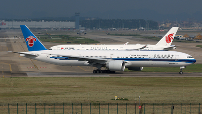 A picture of B20CK - Boeing 777300(ER) - China Southern Airlines - © yiran