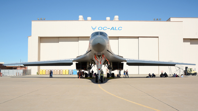 86-0111 - Rockwell B-1B Lancer - United States - US Air Force (USAF)