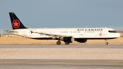 C-FGKZ - Airbus A321-211 - Air Canada