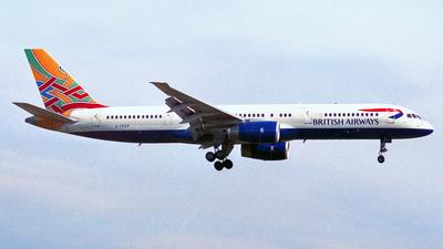 G-CPEP - Boeing 757-2Y0 - British Airways