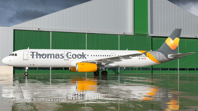 OE-IGB - Airbus A321-231 - Thomas Cook Airlines