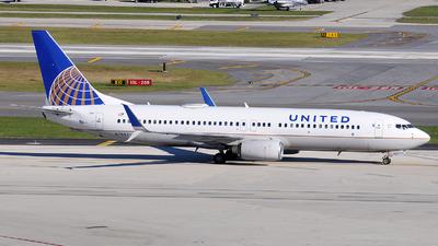 N79521 - Boeing 737-824 - United Airlines