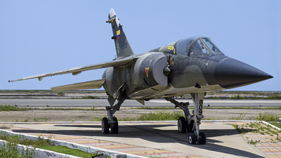 FAE809 - Dassault Mirage F1JA - Ecuador - Air Force