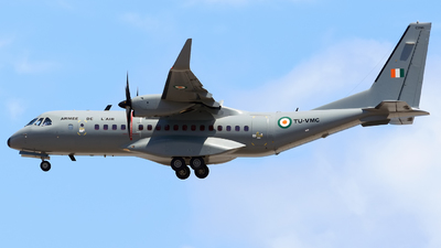 TU-VMC - Airbus C295W - Ivory Coast - Air Force