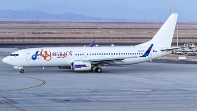 OM-GTE - Boeing 737-8AS - FlyEgypt (Go2Sky)