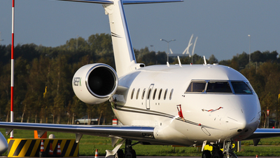 N85PX - Bombardier CL-600-2B16 Challenger 601 - Private