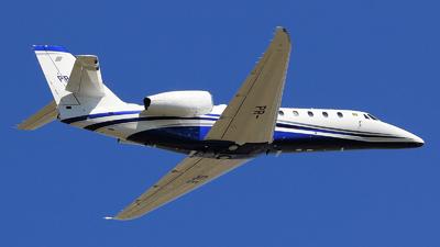 PR-SLE - Cessna 680 Citation Sovereign Plus - Private