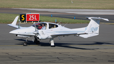 F-HDAB - Diamond DA-42 Twin Star - Private