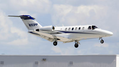 A picture of N193PP - Cessna 525A CitationJet CJ2 - [525A0192] - © Gregory A. Waid