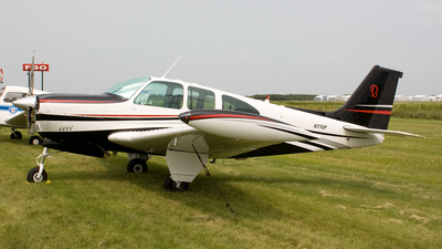 N77UP - Beechcraft E33A Bonanza - Private