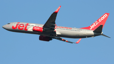 A picture of GDRTW - Boeing 73786N - Jet2 - © Flavio Renzi