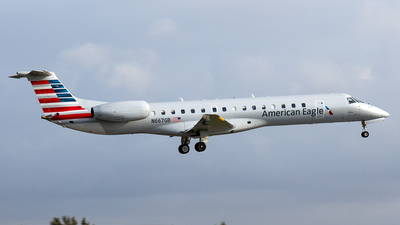 A picture of N667GB - Embraer ERJ145LR - American Airlines - © Sotos