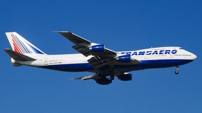 VP-BQA - Boeing 747-219B - Transaero Airlines