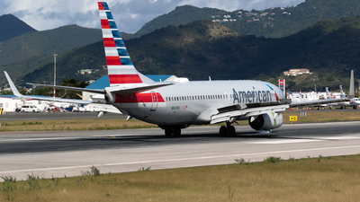 A picture of N865NN - Boeing 737823 - American Airlines - © William Vignes