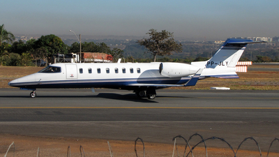 PP-JLY - Bombardier Learjet 45XR - Private