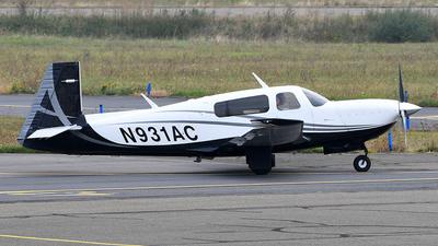 N931AC - Mooney M20TN Acclaim - Private