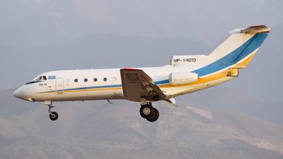 UP-Y4013 - Yakovlev Yak-40 - Zhezkazgan Air