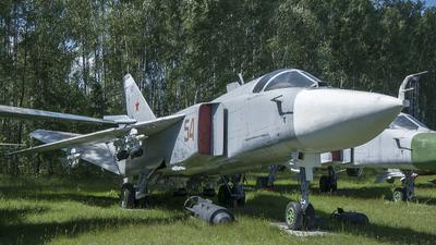 54 - Sukhoi Su-24M Fencer - Soviet Union - Air Force