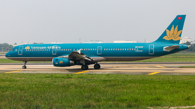 VN-A332 - Airbus A321-231 - Vietnam Airlines