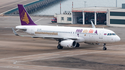 A picture of XU353 - Airbus A320232 - Cambodia Angkor Air - © omkgdz