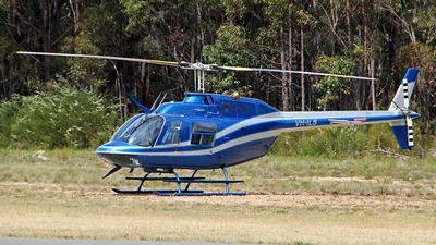 A picture of VHILS - Bell 206B JetRanger III - [3565] - © Wal Nelowkin