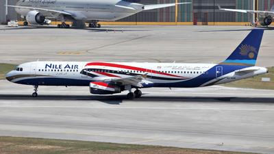 SU-BQN - Airbus A321-231 - Nile Air