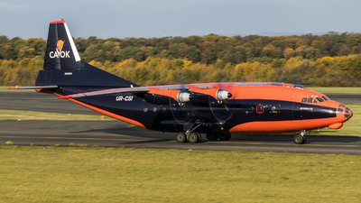 UR-CSI - Antonov An-12A - Cavok Air