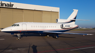 N144BS - Dassault Falcon 900C - Private