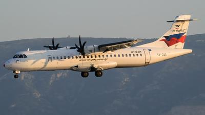 A picture of SXTHR - ATR 72500 - Sky Express - © George Chaidaris