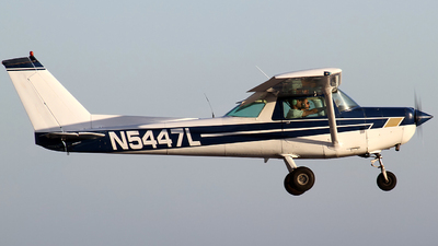 N5447L - Cessna 152 - Private
