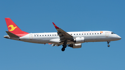 B-3177 - Embraer 190-100LR - Tianjin Airlines