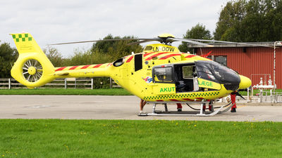 LN-OOW - Airbus Helicopters H135 - Nordic Air Ambulance