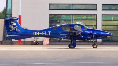 OH-FLT - Diamond Aircraft DA-62 - Private