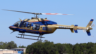 N944TG - Bell 407 - Metro Aviation