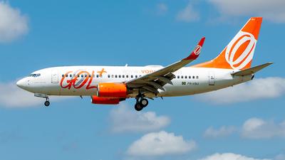 PR-VBU - Boeing 737-76N - GOL Linhas Aéreas