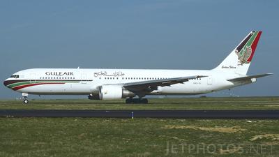 A4O-GI - Boeing 767-3P6(ER) - Gulf Air